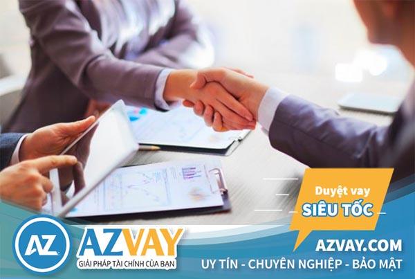 Quy trình vay tín chấp theo lương BIDV nhanh gọn