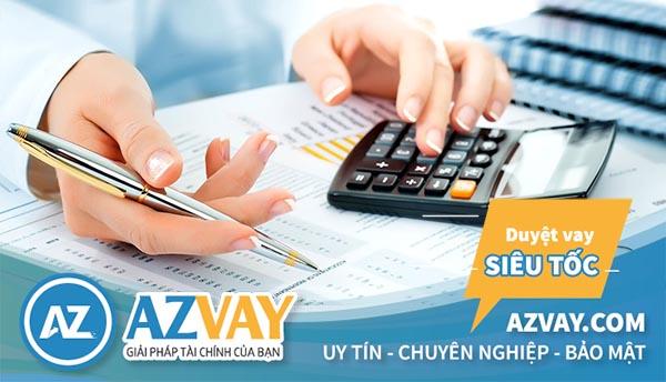Điều kiện vay tín chấp theo lương ngân hàng BIDV đơn giản