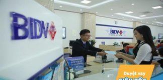 Vay tín chấp theo bảng lương ngân hàng BIDV: Điều kiện, thủ tục, lãi suất?