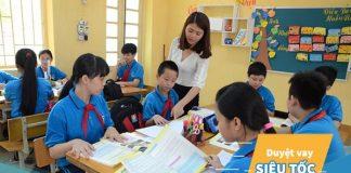 Vay tín chấp theo lương giáo viên năm 2020: Điều kiện, Thủ tục & Lãi suất?