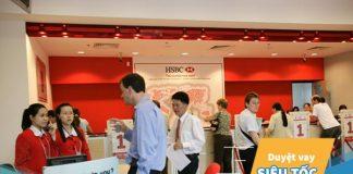 Vay tín chấp theo lương ngân hàng HSBC 2020: Lãi suất, Điều kiện & Thủ tục?