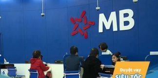Vay tín chấp theo lương ngân hàng MBBank: Điều kiện, thủ tục, lãi suất?