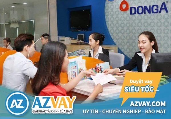 Ngân hàng Đông Á cung cấp gói vay tín chấp theo lương đáp ứng nhu cầu nhiều mặt của khách hàng