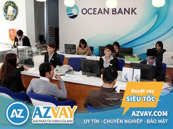 Vay tín chấp theo lương Oceanbank với nhiều lợi ích