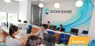 Vay tín chấp theo lương ngân hàng Oceanbank 2020: Lãi suất, Điều kiện, Thủ tục?