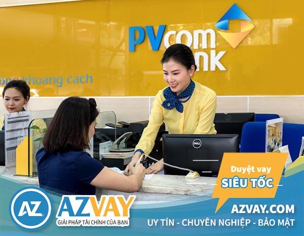 Điều kiện vay tín chấp theo bảng lương tại PVcombank đơn giản