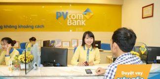 Vay tín chấp theo lương ngân hàng PVcombank 2020: Điều kiên, thủ tục, lãi suất?