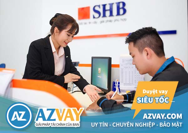 Điều kiện và thủ tục vay tín chấp theo lương tại SHB đơn giản