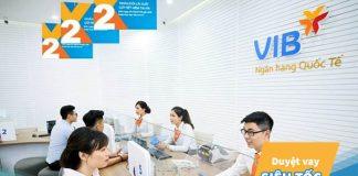 Vay tín chấp theo lương ngân hàng VIB 2020: Điều kiện, thủ tục, lãi suất?