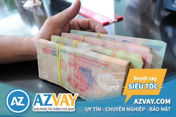 Vay tín chấp theo lương Vietcombank với lãi suất ưu đãi