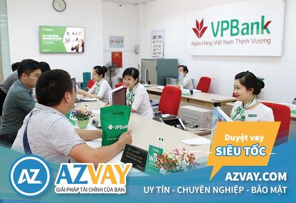 Điều kiện và thủ tục vay tín chấp theo lương tại VPBank đơn giản