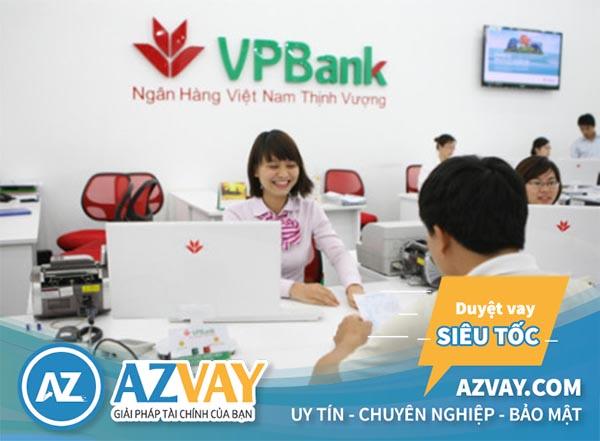 Vay tín chấp theo lương VPBank với quy trình đơn giản, giải ngân nhanh chóng
