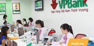 Vay tín chấp theo lương ngân hàng VPbank 2020: Điều kiện, thủ tục, lãi suất?