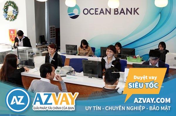 dịch vụ cho vay đáo hạn ngân hàng Oceanbank