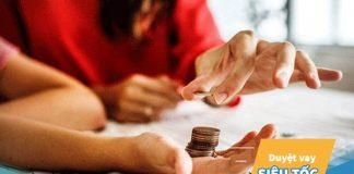 Vay tín chấp lương 5 triệu được tối đa bao nhiêu tiền?