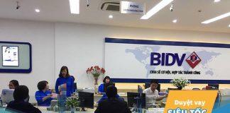 Nợ xấu tại ngân hàng BIDV: Làm thế nào để vay vốn?