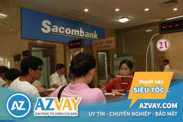 Nợ xấu ngân hàng Sacombank khách hàng sẽ rất khó vay vốn