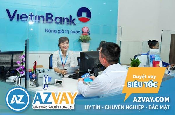 Nợ xấu Vietinbank có vay được không