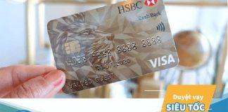 Hướng dẫn cách đăng ký làm thẻ tín dụng HSBC nhanh nhất