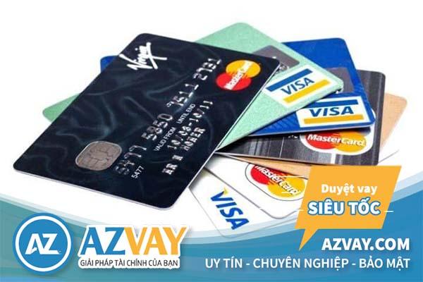 Nhiều ngân hàng hỗ trợ làm thẻ tín dugnj với mức lương 6 triệu