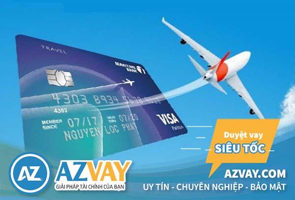 Thẻ tín dụng Maritime Bank Platinum Blue