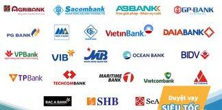 Top 10 ngân hàng làm thẻ tín dụng tốt nhất hiện nay 2020