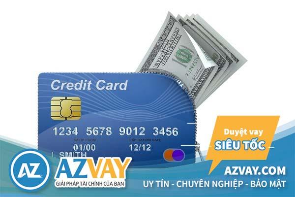 Lương 4 triệu hoàn tòn có thể làm thẻ tín dụng ngân hàng
