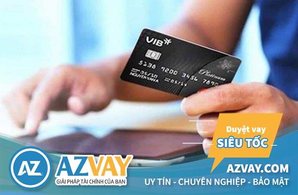 Mở thẻ tín dụng online trên website của ngân hàng