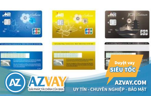 làm thẻ tín dụng mbbank