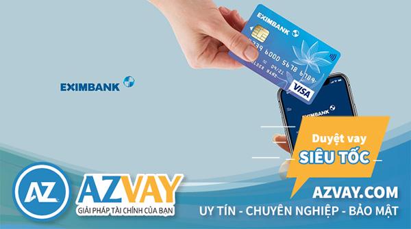 mở thẻ tín dụng eximbank