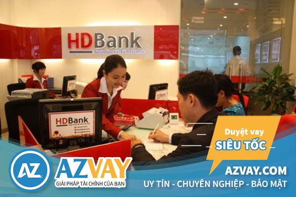 Điều kiện và thủ tục làm thẻ tín dụng HDbank đơn giản, nhanh gọn
