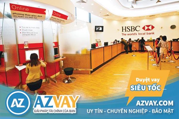 Bạn có thể đến quầy giao dịch HSBC gần nhất để đăng ký mở thẻ