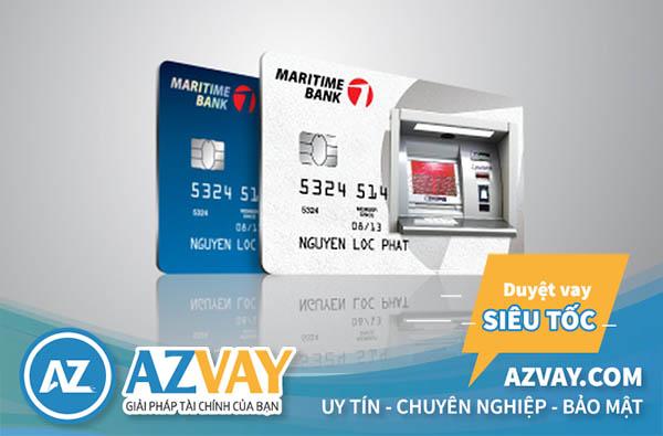 Thẻ tín dụng MSB