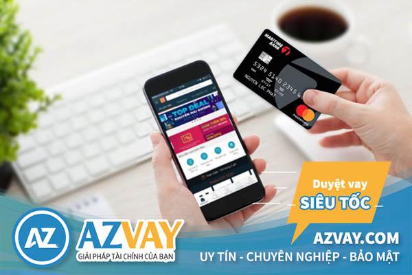 Mở thẻ tín dụng MSB online vô cùng đơn giản