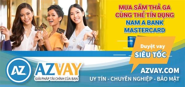 Thỏa sức mua sắm với thẻ tín dụng ngân hàng Nam Á