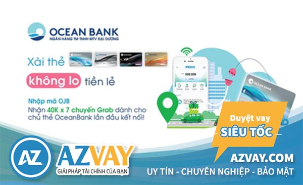 Mở thẻ Oceanbank với nhiều tiện ích hấp dẫn