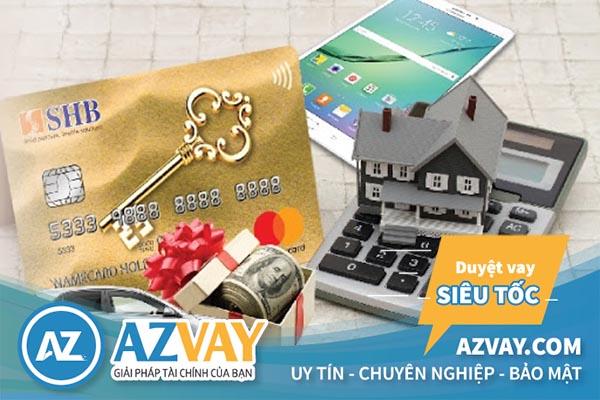Sử dụng thẻ tín dụng SHB với nhiều tiện ích hấp dẫn