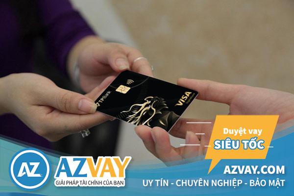 làm thẻ tín dụng tpbank