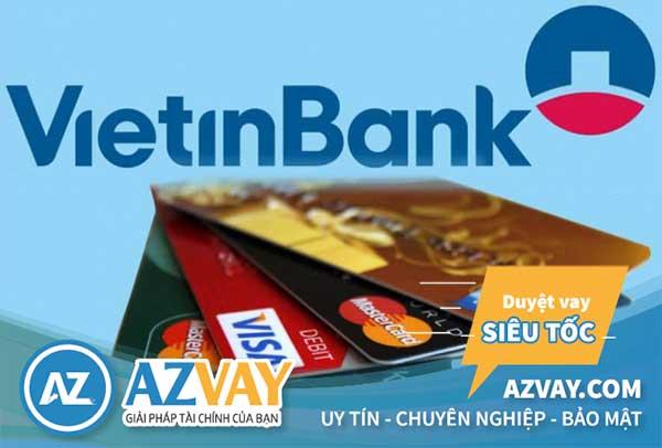 làm thẻ tín dụng vietinbank