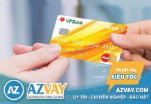 Hướng dẫn cách đăng ký làm thẻ tín dụng VPbank nhanh chóng