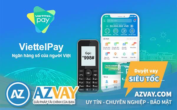 Làm thẻ tín dụng bằng sim Viettel