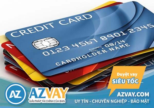 Lương 3 triệu vẫn có thể làm thẻ tín dụng ngân hàng