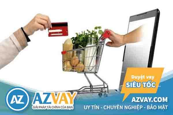 Vơi loại thẻ này khách hàng có thể thanh toán cho các dịch vụ mua sắm tiêu dùng trực tuyến