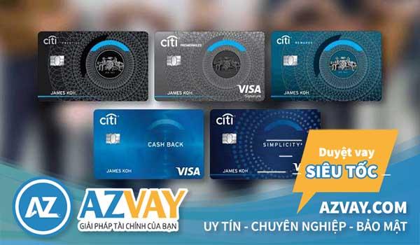 Bnaj có thể mở thẻ tín dụng hạn mức 500 triệu tại Citibank