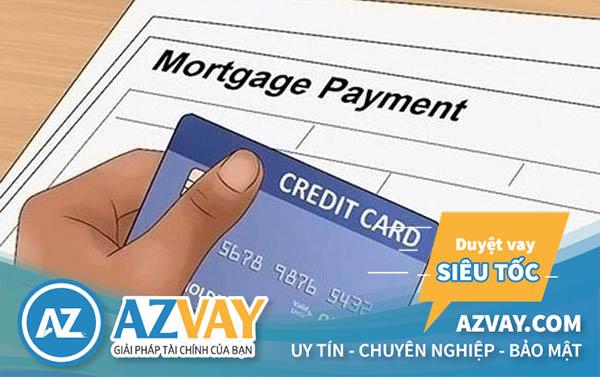 Khách hàng có thể mổ thẻ tín dụng bằng tài sản mang ra thế chấp mà không cần chứng minh thu nhập
