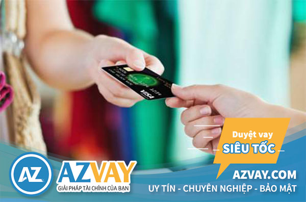 Mở thẻ tín dụng thông qua thẻ tín dụng ngân hàng khác đã có sãn mà không cần sao kê bảng lương