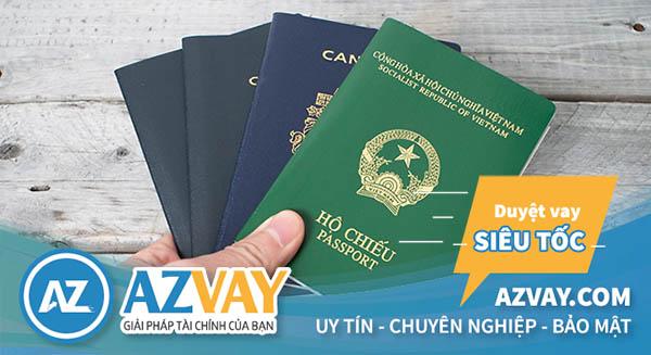 Khách hàng cũng có thể mở thẻ tín dụng bằng hộ chiếu mà không cần chứng minh thu nhập