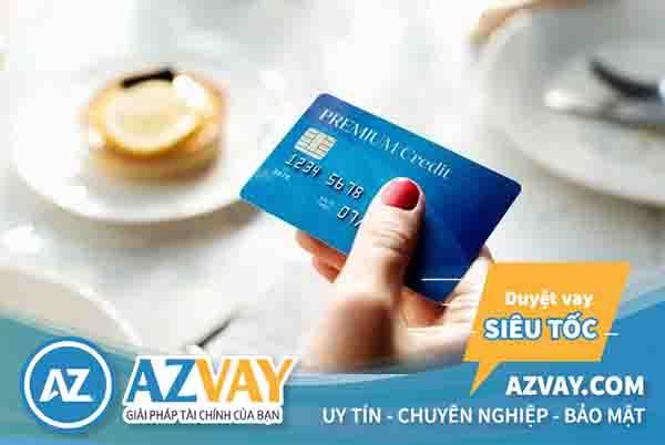Điều kiện và thủ tục mở thẻ tín dụng qua lương tiền mặt đơn giản