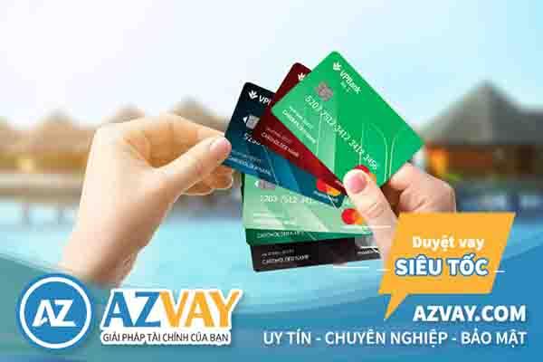 Mở thẻ tín dụng qua lương tiền mặt ngân hàng VPBank