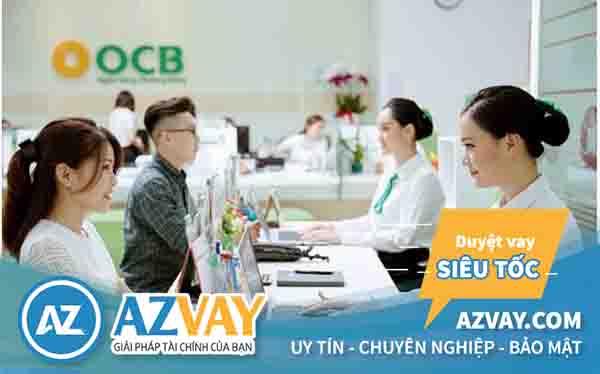 Mở thẻ tín dụng qua lương tiền mặt tại OCB